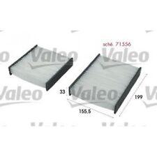 Valeo Filter, interior air ClimFilter Comfort 715556