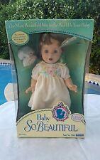 "1995 Baby So Beautiful NEW still in box Asst. No. 7350 13"" Doll"