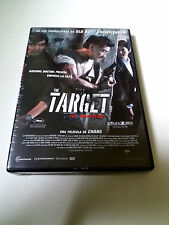 "DVD ""THE TARGET"" PRECINTADO SEALED CHANG RYU-SEUNG-RYONG LEE JIN-UK"