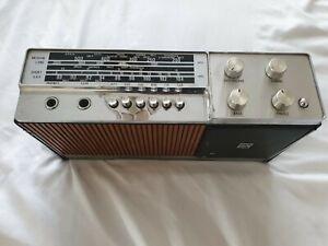 Vintage HMV 2170 Transistor Radio - UNTESTED FAULTY SPARES REPAIR