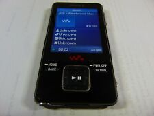 SONY WALKMAN NWZ-A729 Digital Media Player 16GB Black.Bundle.