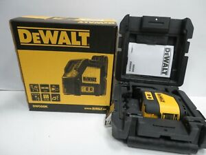 DEWALT DW088K 2 WAY SELF-LEVELLING CROSS LINE LASER LEVEL (R044)
