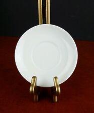 "coupe saucer Wedgwood bone china England white 5 1/8"" tea"