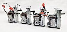 Englander Pellet Fireplace Auger Feed Motor, 1 Rpm Ccw W/Hole, Pu-047040, 4 Pk!