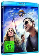 A World Beyond [Blu-ray](NEU/OVP) Fantasy-Abenteuer über eine Teenagerin/George