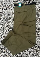 NWT Columbia Mens Silver Ridge Convertible Big Tall Pants Peat Moss 50 x 34