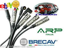SERIE CAVI CANDELE FIAT PANDA 1.1, 1.2, 4X4, 1.2 NATURAL POWER