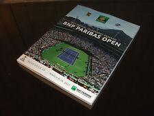 2017 BNP Paribas Open Tennis Program - Victoria Azarenka, Novak Djokovic