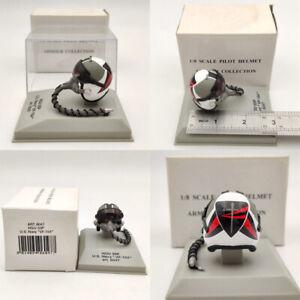 CDC Armour 1/8 Scale Pilot Helmet HGU 33P/26P/55P/MK 10/Gueneau 316/APH 6B Model