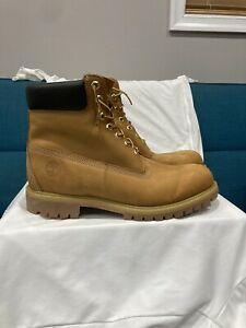 Timberland 6 Inch Premium Boots size 11 men