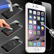 Compre 1 lleve 1 Gratis Película protectora de pantalla de vidrio templado genuino para Phone 7 Plus I