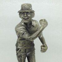 "Vintage 1972 Hudson Pewter 6"" Golfer Statue by Phillip Kraczkowski #133 USA"