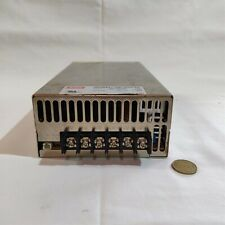 MeanWell SP-500-24 Multi-Input Power Supply. Made in Taiwan