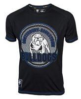 Canterbury Bankstown Bulldogs NRL Classic Core T Shirt Adult & Kids Sizes! W6