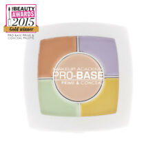 MUA Pro Base Prime & Conceal Palette Complexion Correcting Highlighting FastPost