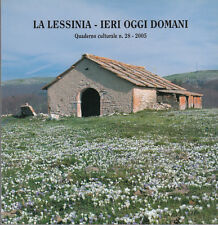 VENETO STORIA LA LESSINIA IERI OGGI DOMANI QUADERNO CULTURALE N 28 2005
