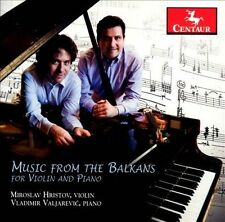 Music From the Balkans for Violin & Piano, New Music