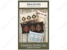 Indygo Junction's Changing Seasons Pillow Pattern #844 FREE US SHIPPING