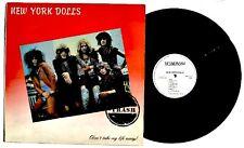 NEW YORK DOLLS: Trash Dont Take My Life Away LP DESDEMONA DES2012 FRANCE 1974 NM
