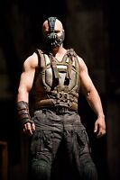 The Dark Knight Rises Tom Hardy Leather Bane Vest - 100% Money Back Guarantee!!