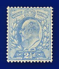 1902 SG231 2½d Pale Ultramarine M16(3) Good Used Cat £12 cfju