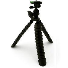 28cm Flexibel Dreibein Stativ Mini Tripod Halter für DSLR SLR Kameras Foto