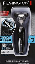 Remington R3-4110A Cordless Rotary with Pivot and Flex Technology, Black
