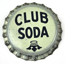 Club Soda Kronkorken USA Soda Bottle Cap Korkdichtung