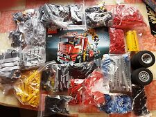 Lego Technic Crane Truck (8258) mit Bauanleitungen