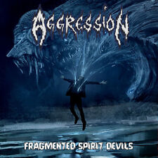 AGGRESSION - Fragmented Spirit Devils - CD - THRASH METAL
