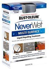 Never Wet Rust-Oleum NeverWet Multi Purpose Protector Kit Waterproof