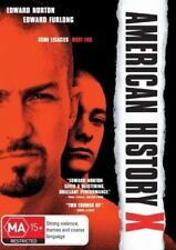 AMERICAN HISTORY X 1999 DVD NEW SEALED R4
