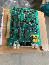 Rare Ibm Sound Card 1988 Silicon Shack  Vintage
