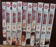 Bleach 1-10 Lot of 10 Manga, 13+, English, Tite Kubo