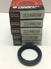 Lot Of 5 Engine Oil Pump Seal Front National 224020 New!  Free Shipping