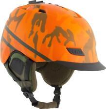 Lazer Dissent All Mountain Bike/Snowboard Snow Helmet // Orange Camo // Small