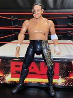 WWE TNA SAMOA JOE JAKKS DELUXE AGGRESSION IMPACT SERIES 1 WRESTLING FIGURE