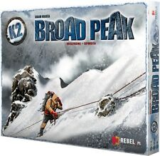 K2 Broad Peak  - Board Game - New -{ FREE Game Offer }-