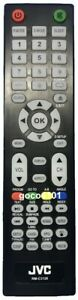 RM-C3128 RMC3128 GENUINE ORIGINAL JVC TV REMOTE CONTROL LT32ND35A, LT32ND36A NEW