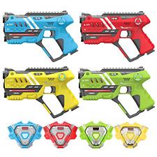 SPIDER-MAN GILET Laser /& pistole Set con indicatore di impatto laser tag giocattolo gioco per bambini