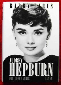 Buch Audrey Hepburn (Biografie) 1996