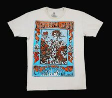 Grateful Dead Shirt T Shirt Bertha Mouse Kelley Skull Roses FD 26 Poster Art L