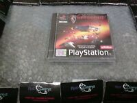 Star Trek Invasion PSX Sony Playstation NEW SEALED ITA/ES