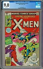 Amazing Adventures #v2 #1 CGC 9.0 White Pages X-Men Magneto Newsstand Edition