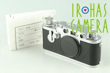 Leica Leitz IIIf 35mm Rangefinder Film Camera #29032 D1