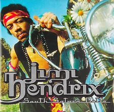 Jimi Hendrix South Saturn Delta CD NEW SEALED 1997 Remastered