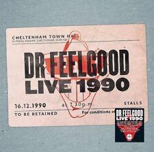 DR.FEELGOOD - LIVE 1990-AT CHELTENHAM TOWN HALL   CD+DVD NEUF