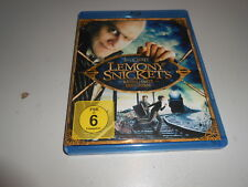 Blu-Ray  Lemony Snicket - Rätselhafte Ereignisse