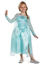 Elsa Costume Medium 7/8 Girls Frozen Costume Elsa Costume Disney Frozen NEW