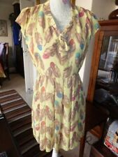 FANNY COUTURE ITALY  YOOX DRESS SIZE 14/46